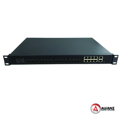 AD 2608 - 8 PON GEPON PIZZA BOX TYPE OLT (L3 SUPPORT)
