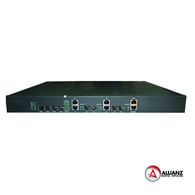AD 2604 - 4 PON GEPON PIZZA BOX TYPE OLT (L3 SUPPORT)