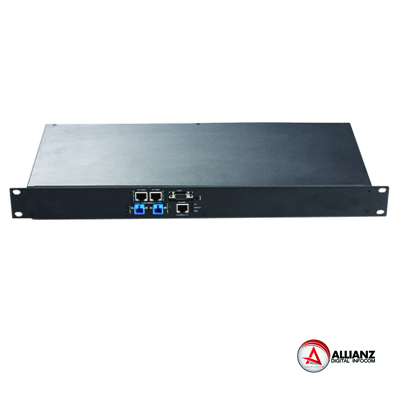 AD 2602 – 2 PON GEPON PIZZA BOX TYPE OLT